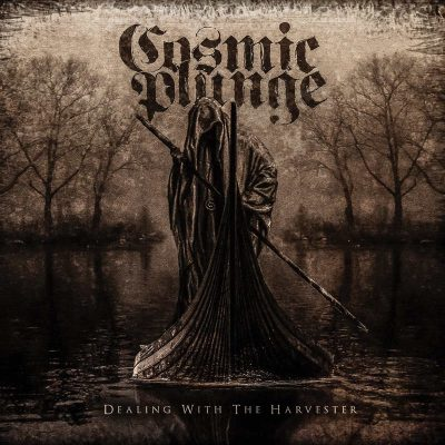 "COSMIC PLUNGE: weiterer Track vom ""Dealing with the Harvester"" Stoner-Album"