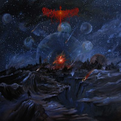 """COSMIC PUTREFACTION: neues Album """"The Horizons Towards Which Splendour Withers"""""""
