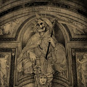 """CRIMSON MOON: Neues Black Metal Album """"Mors Vincit Omnia"""""""