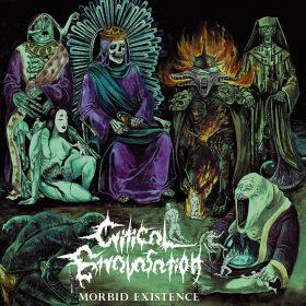 """CRITICAL EXTRAVASATION: debütieren mit """"Morbid Existence"""" EP"""