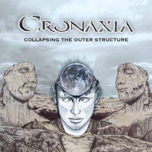 """CRONAXIA: Neues Album und Lyric-Video zu """"Collapsing the Outer Structure"""""""
