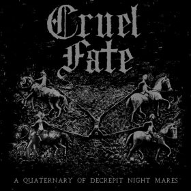 "CRUEL FATE: Neues kanadisches Death Metal Album ""A Quaternary of Decrepit Night Mares"""