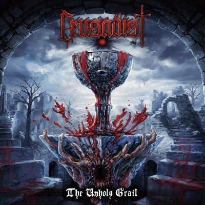 "CRUSADIST: Lyric-Video vom neuen Death / Thrash Album ""The Unholy Grail"""