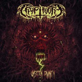 """CRYPTIVORE: kündigen Re-Release von """"Unseen Divinity"""" mit Bonus-Tracks an"""