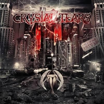 "CRYSTAL TEARS: Video vom ""Decadence Deluxe"" Album"