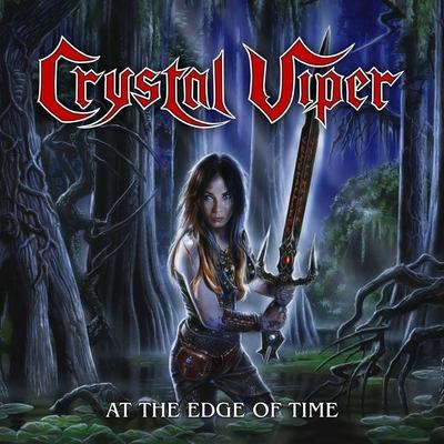 "CRYSTAL VIPER: Video-Clip zu ""At The Edge Of Time"""