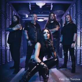 "CRYSTAL VIPER: kündigen neues Album ""Tales Of Fire And Ice"" an"