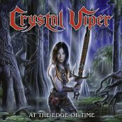 CRYSTAL VIPER: At The Edge Of Time