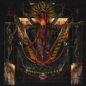 "CULT OF FIRE: arbeiten an Album ""Chinnamasta"""