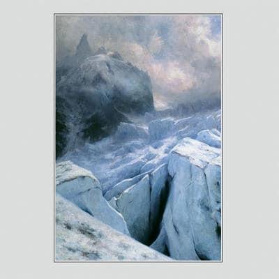 "CANTIQUE LÉPREUX: weiterer Track vom ""Paysages polaires"" Album"