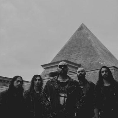 """CARONTE: Song vom neuen Album """"Wolves Of Thelema"""""""
