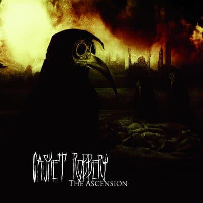 CASKET ROBBERY: The Ascension [EP] [Eigenproduktion]