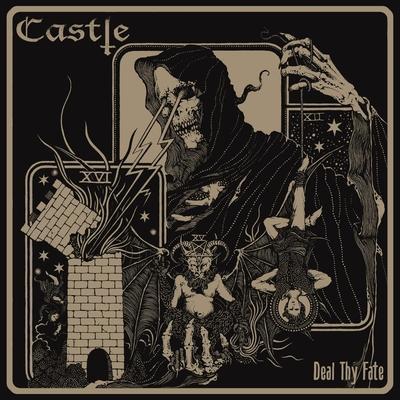 "CASTLE: Video-Clip vom ""Deal Thy Fate"" Album"
