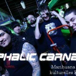 CEPHALIC CARNAGE: Marihuana als kulturelles Erbe
