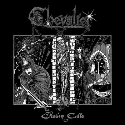 "CHEVALIER: kündigen Debütalbum ""Destiny Calls"" an"
