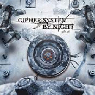 CIPHER SYSTEM / BY NIGHT: Split CD