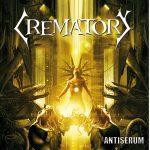 """CREMATORY: Song vom neuen Album """"Antiserum"""" online"""