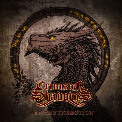 "CRIMSON SHADOWS: Video-Clip von neuer EP ""The Resurrection"""
