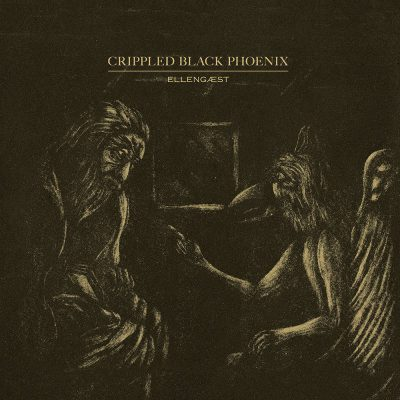 "CRIPPLED BLACK PHOENIX: zweites Video vom neuen Progressive Dark Rock Album ""Ellengæst"""