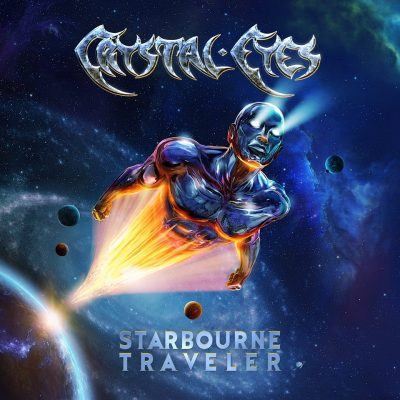 "CRYSTAL EYES: neues Album ""Starbourne Traveler"""