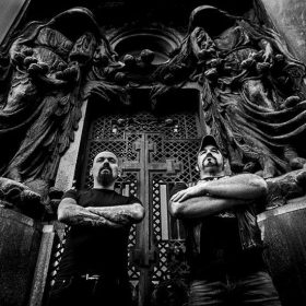 "DAEMONIAC: Lyric-Video vom neuen Death Metal Album ""Dwellers of Apocalypse"""