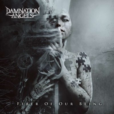 "DAMNATION ANGELS: weiterer Track vom neuen Symphonic Melodic / Power Metal Album ""Fiber of Our Being"""