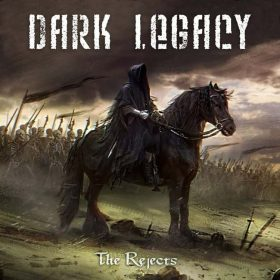 "DARK LEGACY: Neues schwedisches Symphonic Death-Album ""The Rejects"""