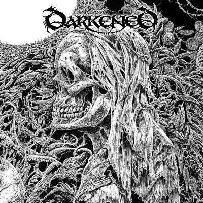 """DARKENED: Erster Track von der neuen Death Metal EP """"Into the Blackness"""""""