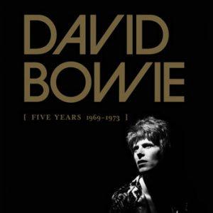 "DAVID BOWIE: Box-Set ""Five Years – 1969-1973"" im September"