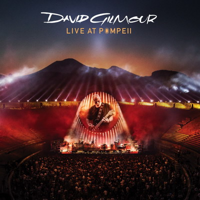 DAVID GILMOUR: Live At Pompeii [Blu ray]