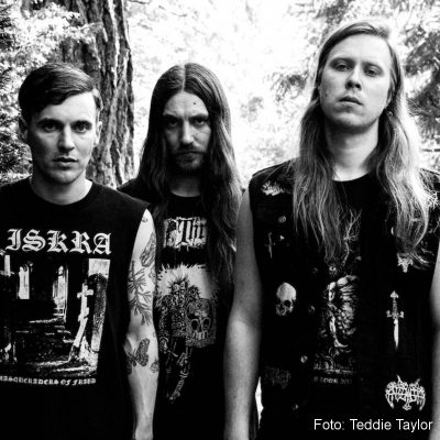 DAWN RAY´D: Europa-Tournee mit FALSE im November 2019