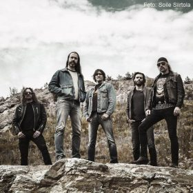 "DEAD KOSMONAUT: Lyric-Video vom neuen Heavy Metal / Hard Rock Album ""Gravitas"""
