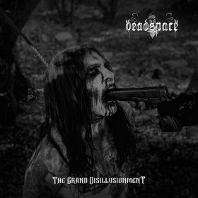 "DEADSPACE: Neues Black / Gothic Album ""The Grand Disillusionment"" aus Australien"