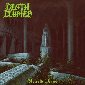 "DEATH COURIER: neues Death / Thrash Metal Album ""Necrotic Verses"" aus Griechenland"
