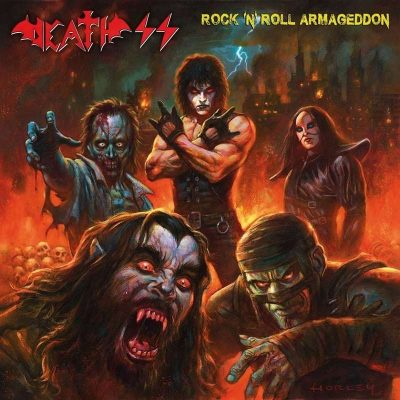 "DEATH SS: Re-Release vom ""Rock ´n´ Roll Armageddon"" Album"