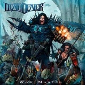 DEATH DEALER: ´War Master´ – Album erscheint am 25. April 2014 auf Vinyl
