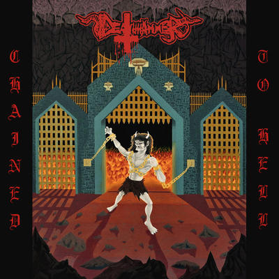 """DEATHHAMMER: Track vom """"Chained to Hell"""" Album"""