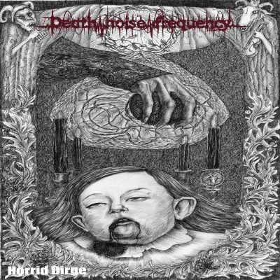"DEATHNOISEFREQUENCY: neue Death-Doom EP ""Horrid Dirge"" aus Saudi-Arabien"