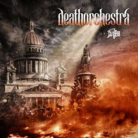 "DEATHORCHESTRA: neues Symphonic Death Metal Album ""Symphony of Death"" voller DEATH-Cover"