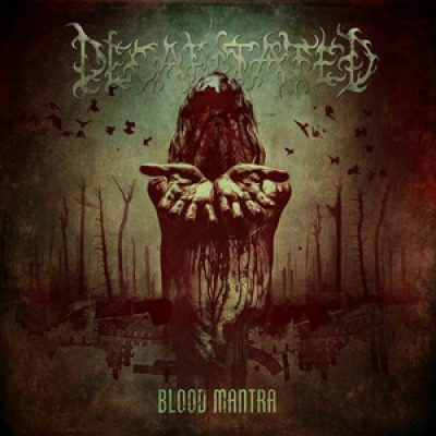 "DECAPITATED: Tracklist von  ""Blood Mantra"""