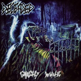 "DECEASED: Neues Album ""Ghostly White"""