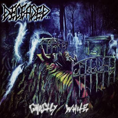 "DECEASED: Neues Album ""Ghostly White"""