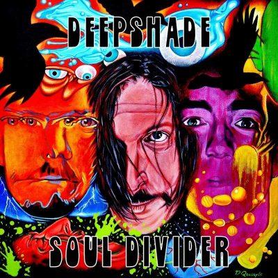 """DEEPSHADE: nächstes Video vom neuen Alternative / Psychedelic Rock Album """"Soul Divider"""""""