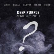 DEEP PURPLE: neues Album im April
