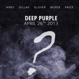 DEEP PURPLE: neues Album im April