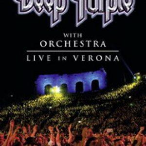 DEEP PURPLE & ORCHESTRA: Live In Verona [DVD]