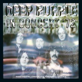 "DEEP PURPLE: ""In Concert ´72"" auf CD"