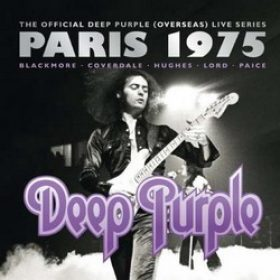 DEEP PURPLE: Live-Album ´Live in Paris 1975´