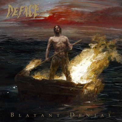 "DEFACE: Lyric-Video vom neuen Groove / Death Metal Album ""Blatant Denial"" aus Israel"