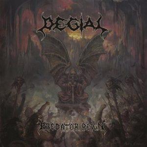"""DEGIAL: weiterer Track vom """"Predator Reign""""-Album"""